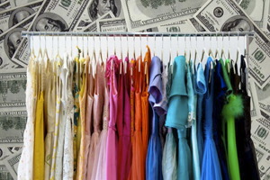 dresses and dollars