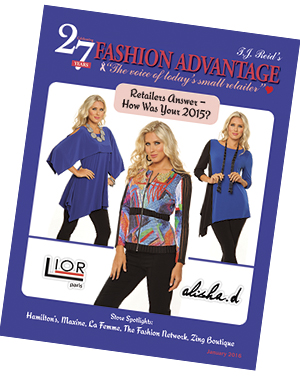 Fashion Advantage - January 2016